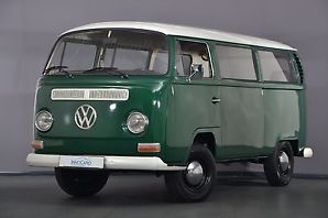 Volkswagen T2a 5 Sitzer TÜV neu & H Zulassung